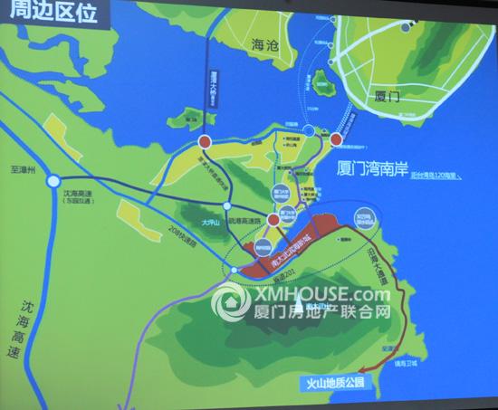 福州滨海大通道规划图