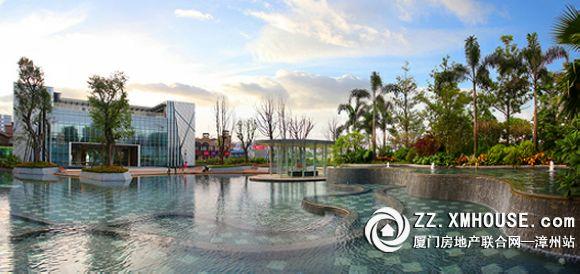 庭院设计实景图 鱼池