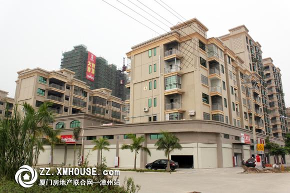 [南靖]汇和新城:9#、10#楼在售 拟明年6月份交房