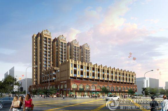 [东山]兆辉海印:海景公寓19.6万/套起 今年8月交房