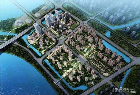 安溪碧湖佳苑平面图