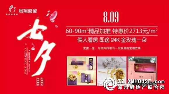 凤翔花园城:60—90㎡精品加推 特惠价2713元/㎡