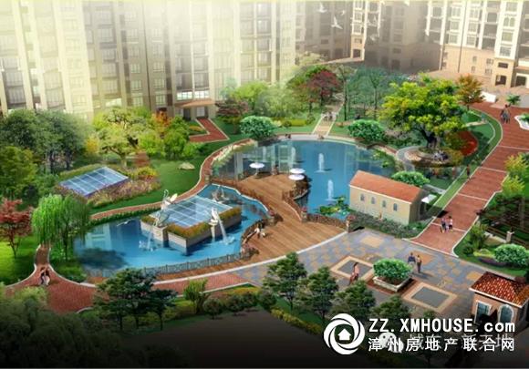 [南靖]城东新天地:花园洋房已经封顶 存3万享6万优惠