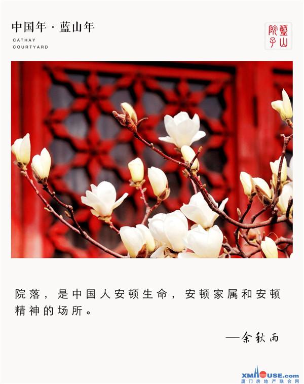 在中国味的院子里,过中国人的团圆年