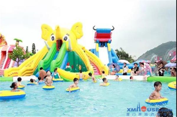 三盛·国际海岸:尖叫吧!酷爽水世界,带你逃离仲夏酷热!