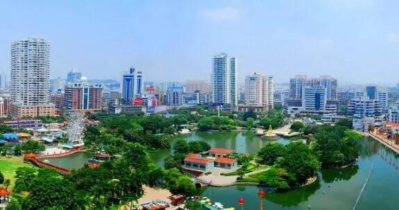 漳州成功跻身3线城市