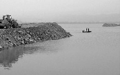 漳州开发区双鱼岛4月底合龙 年底前将完成造岛工程