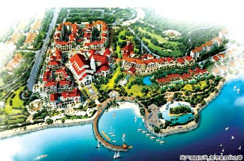 云霄县城市空间与功能结构规划图